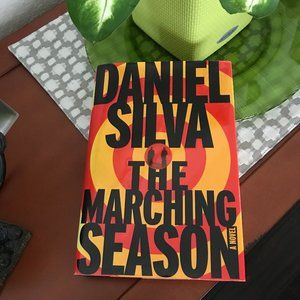 Hard Cover Book - The Marching Season